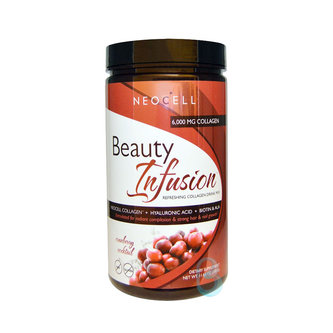 Collagen bột Neocell vị hoa quả của Mỹ (Collagen Neocell Beauty Infusion 6000mg)